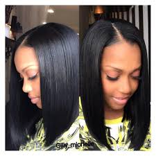 Long Bob Hairstyles With Weave Blunt Bob Gotta Love What You