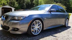 2008 BMW 550i M-Sport | Auto Reviews from Real Life Experience