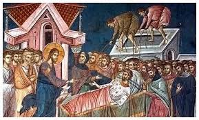 SUNDAY, OCTOBER 6, 2019 Third Sunday After the Holy Cross – The Widow's son Commemoration of the Holy and Glorious Apostle Thomas (Class 4) الاحد، 6 تشرين الثاني 2019 الاحد الثالث بعد عيد  الصليب المقدس