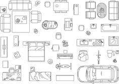 furniture floor plans. floor plan furniture symbols plans with l