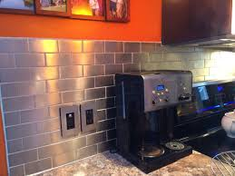Stainless Steel Backsplash Kitchen Stainless Steel Kitchen Backsplash Ideas Youtube