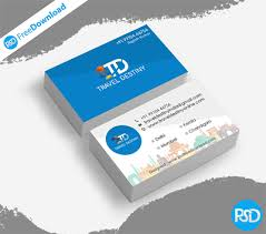 Free Psd Business Card Design Psd Free Download