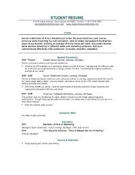 Sample Resumes For Recent College Graduates Grads How