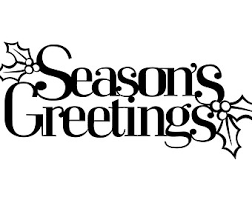 seasons greetings clip art black and white.  Art Seasons Greetings Clipart Throughout Clip Art Black And White Library