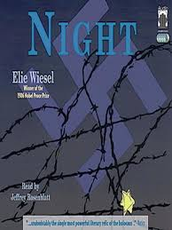 elie wiesel acirc middot rakuten ebooks audiobooks night the night trilogy series book 1 elie wiesel author