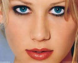 free anna kournikova beautiful eyes hd wallpapers desktop background
