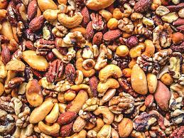 Fat In Nuts Chart The Top 9 Nuts To Eat For Better Health