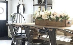 modern farmhouse kitchen table modern farmhouse dining