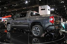 2018 toyota tundra trd sport.  trd 2018 toyota tundra trd sport chicago auto show featured image large thumb1 and toyota tundra trd sport
