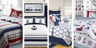 Best Nautical Quilts and Nautical Bedding Sets - Beachfront Decor & nautical themed bedding Adamdwight.com