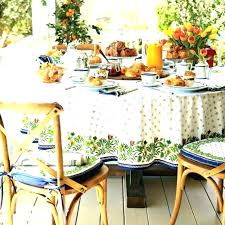 country tablecloths round french tablecloth vinyl linen