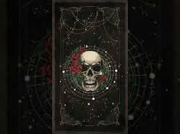 (Ani-WP)[GET] (Premium) <b>Vintage Floral Skull</b> Card - YouTube
