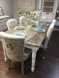 beautiful farmhouse table seats up to eight depending on chair size table top lightly painted farmhouse table plansfarmhouse dining room