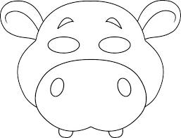 1001 Idee Per Maschere Da Colorare E Ritagliare