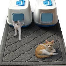 ... JUMBO Size Easyology Premium Cat Litter Mat ...