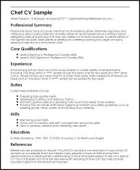 Modern Cv Sample Free Professional Resume Template For Ms Word Free