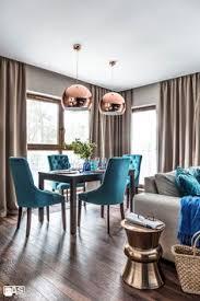 nadmorski apartament konkurs jadalnia styl nowoczesny zdjęcie od sas wnętrza i kuchnie