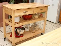 Movable Kitchen Island Ikea Kitchen Island 15 Rolling Carts For Movable Kitchen Island With