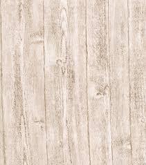 white rustic barnboard wallcovering