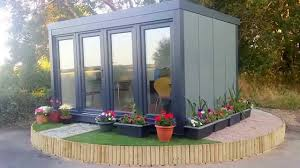 office in the garden. The New QCB Garden Office From Booths Studios In