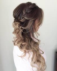 Pictures On Bridesmaid Hairstyles Down Cute Hairstyles For Girls