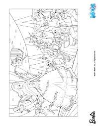 Small Picture Barbie models coloring pages Hellokidscom