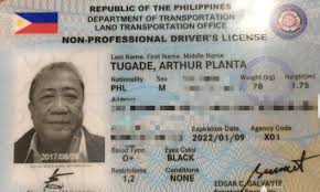 Security Forgers License Driver's 5-year Features New - Boasts Of Philippines Beware Lto 32 Carmudi