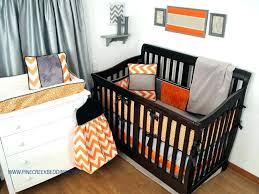 target cribs and dressers target grey crib orange crib bedding orange chevron crib bedding with black