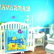 baby nursery ocean baby nursery underwater themed crib bedding designs tag