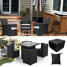 large garden furniture cover. Cube Set Cover Large Waterproof Anti-dust Patio Garden Furniture For Rattan Table V