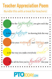 best ideas about poems for teachers preschool use this poem a little gift for teachers during teacher appreciation week