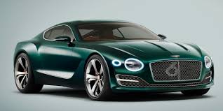 2018 bentley exp 12 speed 6e price. interesting exp front view of a green bentley exp 10 speed 6 concept  motors  throughout 2018 bentley exp 12 speed 6e price