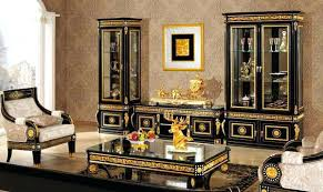 Italian Living Room Furniture In Classic Style For Modern Interior Decorating Vintage