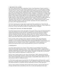 Printable Lease Agreement Sample | Cvfree.pro