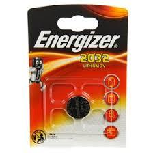 <b>Батарейка</b> литиевая <b>Energizer</b>, <b>CR2032</b>-1BL, 3В, блистер, 1 шт ...