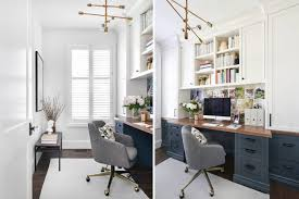 Image Simple The Spruce 27 Surprisingly Stylish Small Home Office Ideas