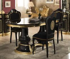italian dining room furniture. Tuttomobili Venus Black Finish Italian Dining Chair. \u2013 14% OFF Room Furniture