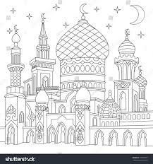 Coloring Pages Islamic Art Projects Idea Best Coloring Ideas