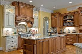 mixed finishes with traditonal features makes this kitchen extra eye catching