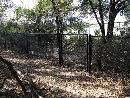 chain link fence cost per foot