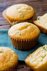 Jalapeño Cornbread Muffins Sallys Baking Addiction