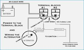 2 wire alternator wiring diagram dogboi info denso 2 wire alternator wiring diagram echanting might chevy alternator wiring diagram start power
