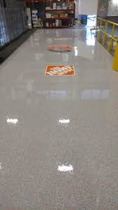 paint concrete floorsGarage Planning On Epoxying Your Garage Floor With Home Depot
