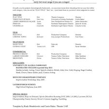 Word 2010 Resume Template Microsoft Word 2010 Resume Template