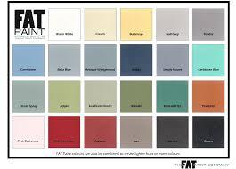 Porters Chalk Paint Colour Chart 55 Studious Paint Colour Chart With Names