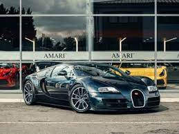 To provide the world with a car that had 1000bhp, cost one million. Bugatti Veyron Bugatti Veyron 2dr Used The Parking