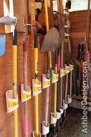 clever garage storage and organization