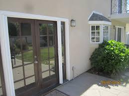french doors exterior. French Doors Exterior Screen Photo - 5 S