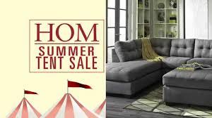 summer furniture sale. Hom Furniture - Summer Tent Sale T
