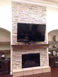 fireplace stone veneer awesome stone veneer over brick fireplace stone veneer over existing brick pertaining to